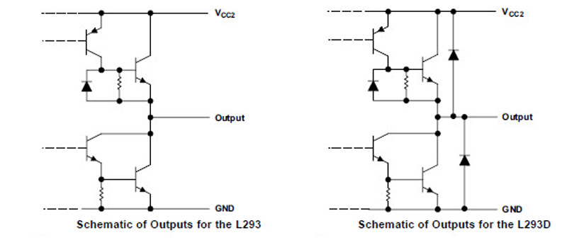 Awesome L293D Theory Diagram Simulation Pinout Electropeak Wiring Database Pengheclesi4X4Andersnl