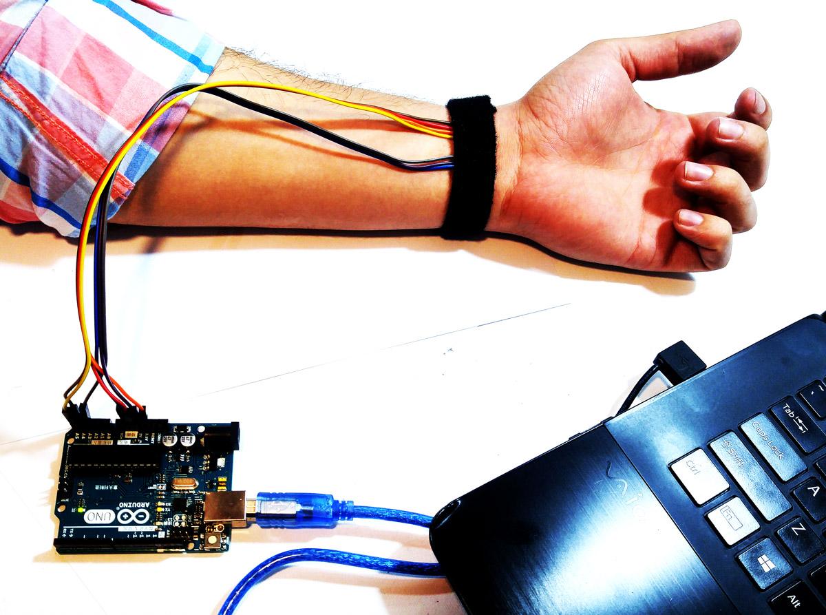 ساخت دستگاه دورغ سنج