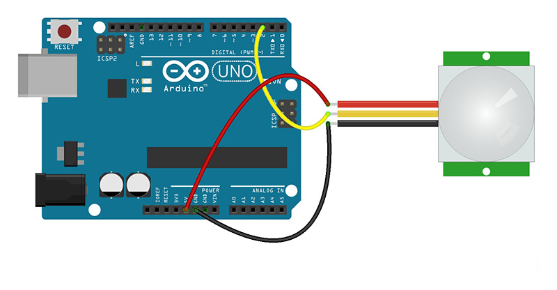 PIR Motion Sensor: How to Use PIRs with Arduino & Raspberry Pi