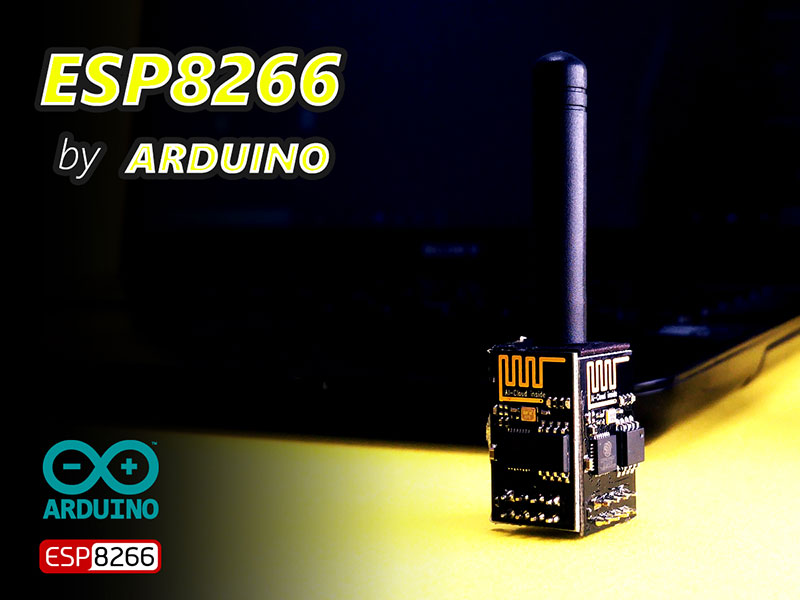 Beginner's Guide to Get Started w/ ESP8266 WiFi Module on