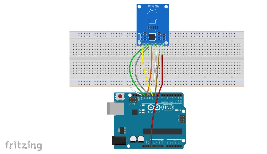 RC522 RFID Module: How to Interface w/ Arduino in 3 Steps