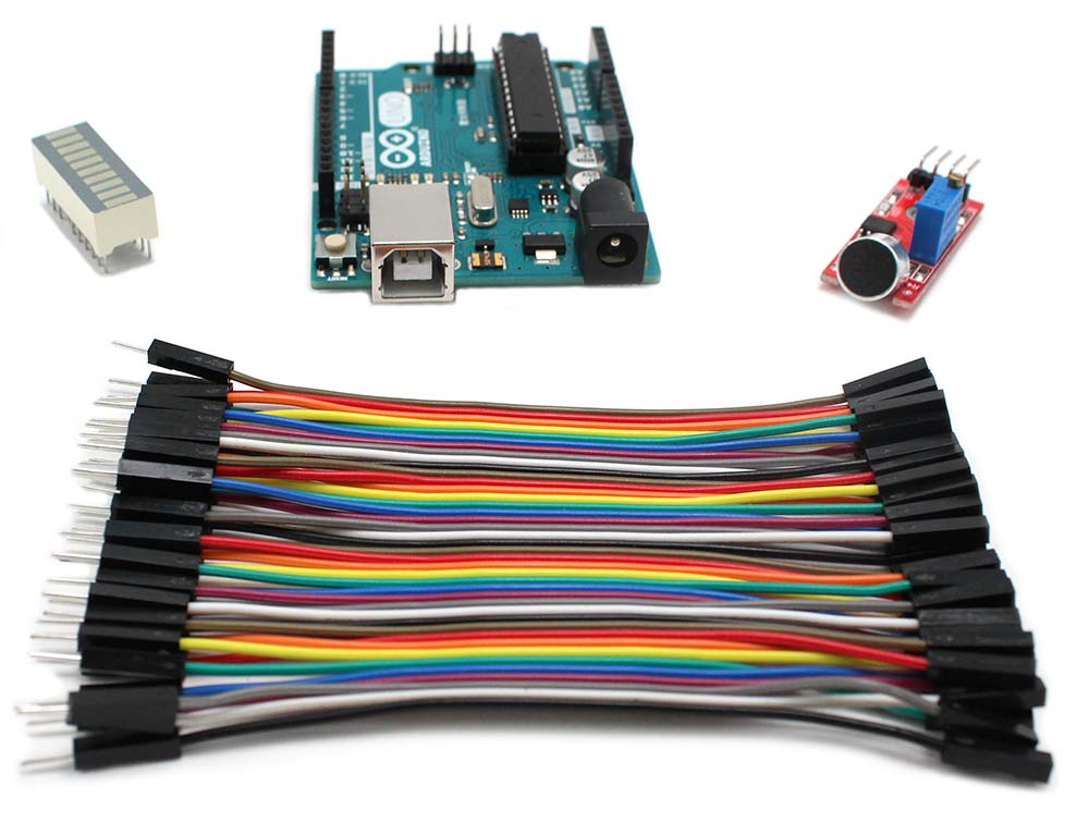How to Use KY-037 Sound Detection Sensor with Arduino