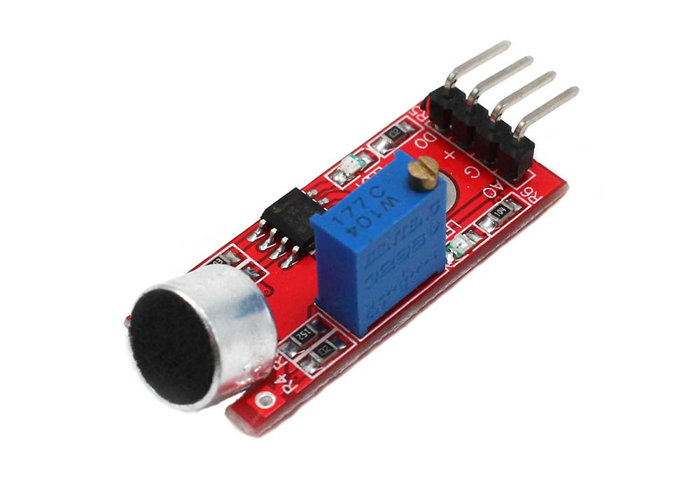 How to Use KY-037 Sound Detection Sensor with Arduino - ElectroPeak