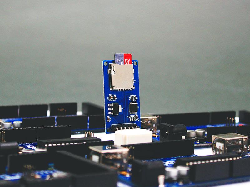 SD Card Module w/ Arduino: How to Read/Write Data - ElectroPeak