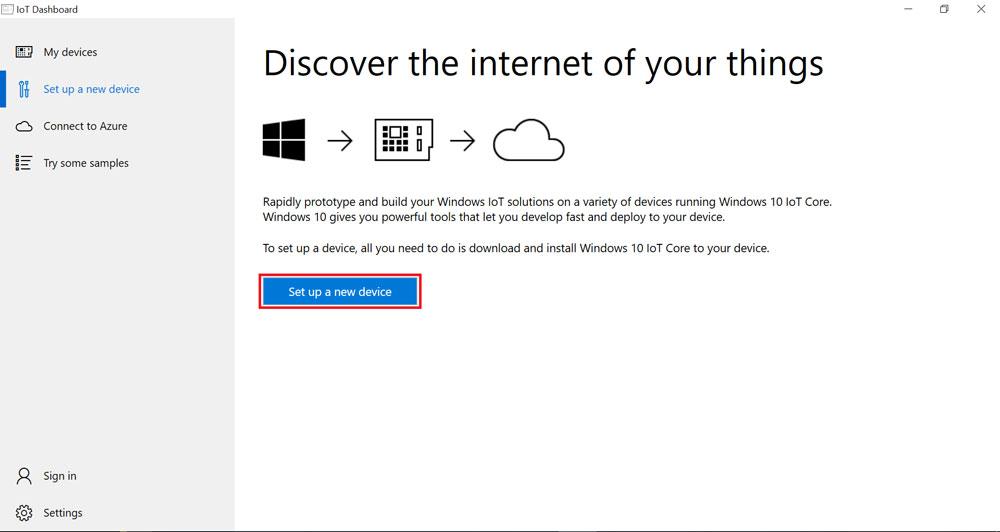 How to Install Windows 10 IoT Core on Raspberry Pi - ElectroPeak