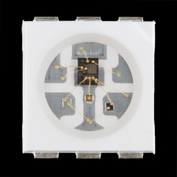 NeoPixel: How to Control WS2812 RGB LED w/ Arduino