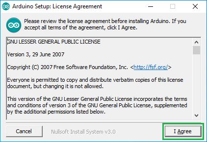 Install Arduino IDE windows
