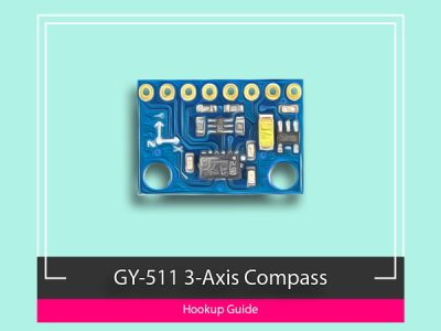 GY-511 LSM303 interface with arduino