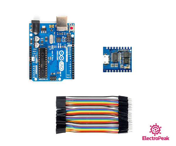 DY-SV17F audio player arduino