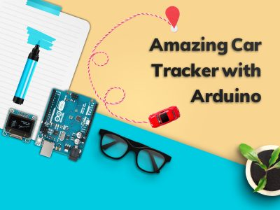 GPS Car tracker with Arduino Project