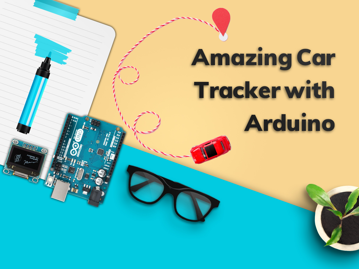 GPS Car Tracker Using Arduino And SIM808