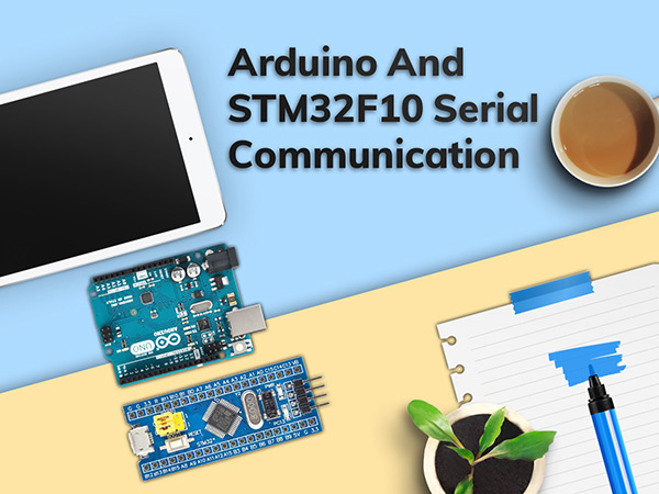 Serial Communication Between STM32F103C8 and Arduino