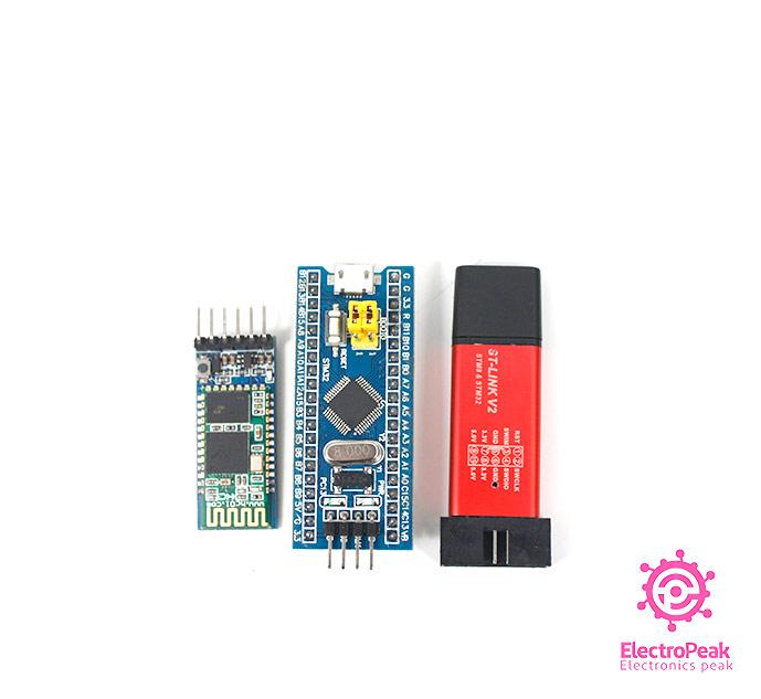 STM32 serial communication