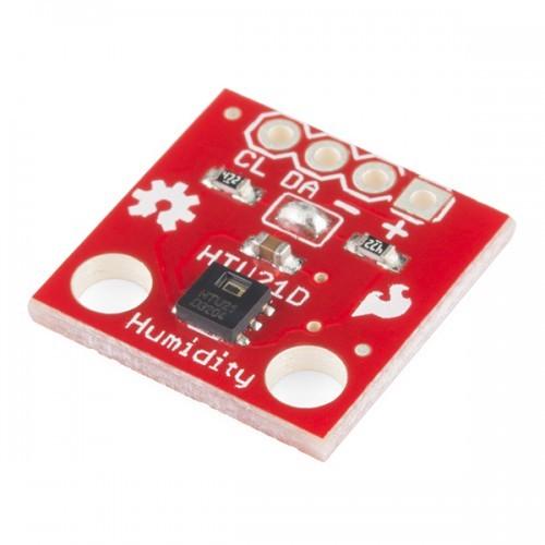 HTU21D Temperature/Humidity Sensor