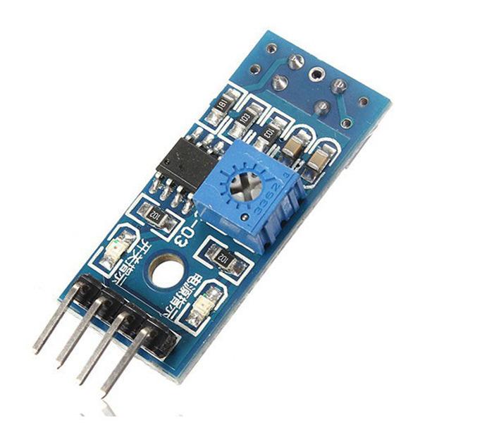 TCRT5000 Infrared Line Tracking Sensor