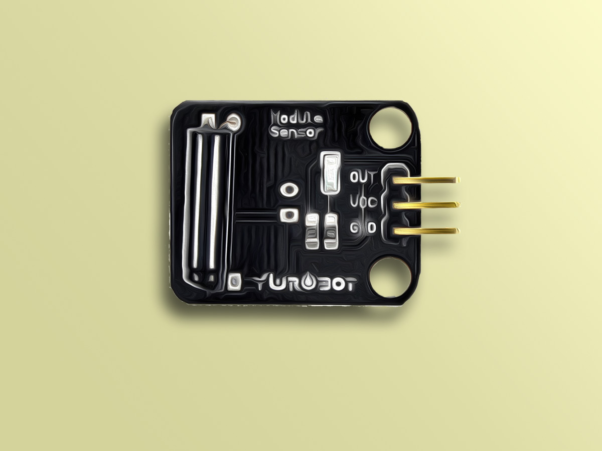 Interfacing YwRobot Vibration Sensor with Arduino
