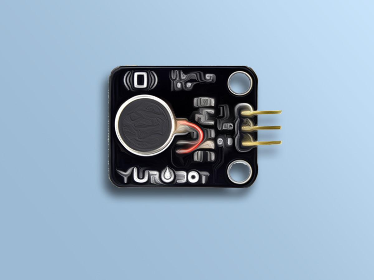 Interfacing YwRobot Vibration Motor Module with Arduino