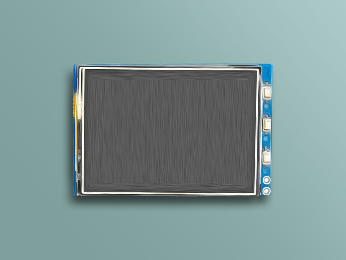 Interfacing 2.8 Inch Resistive Touch Screen TFT LCD with Raspberry