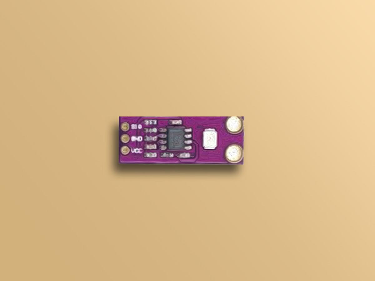 Interfacing GUVA-S12SD UV Sensor Module with Arduino