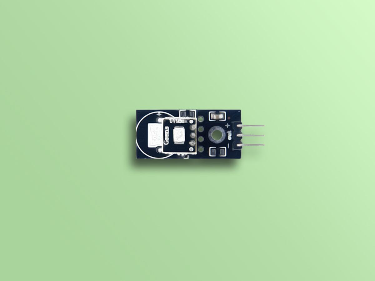 Interfacing UVM30A UV Sensor Module with Arduino