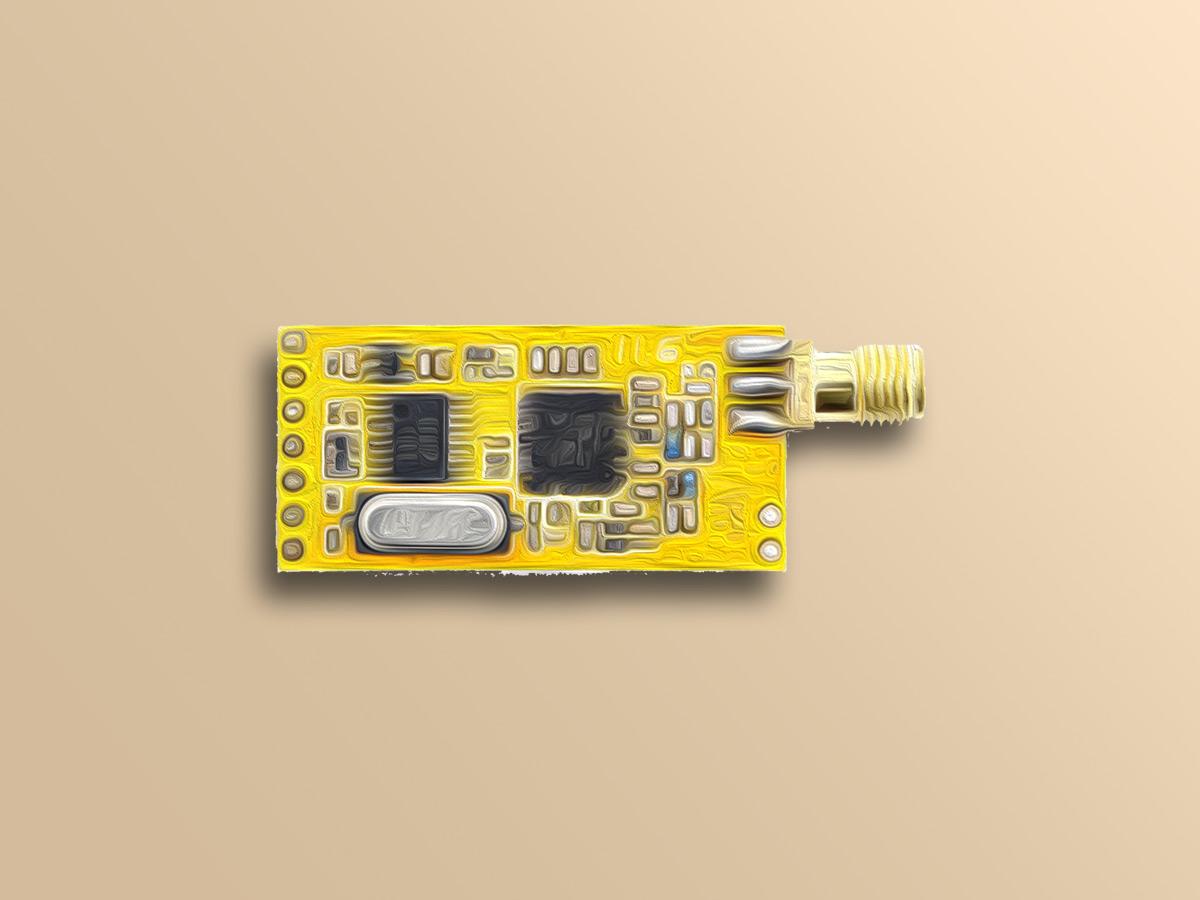 Interfacing APC220 RF Transceiver Module with Arduino