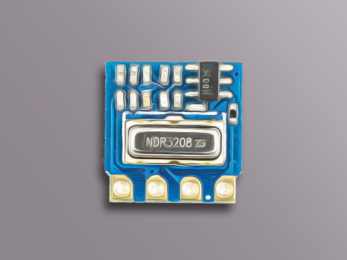 Interfacing H34A 315/433MHz RF Transmitter Module with Arduino