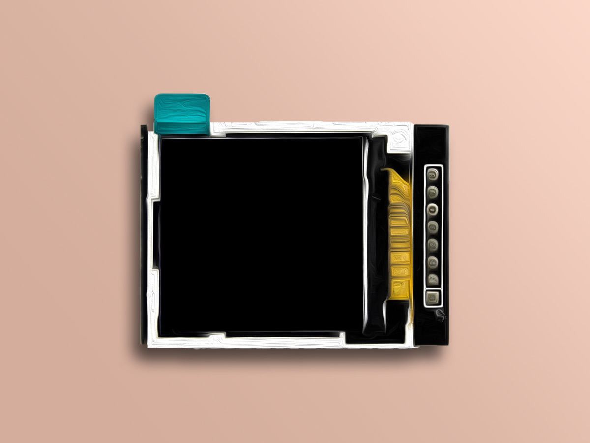 Interfacing 1.44-INCH SPI TFT Color Screen Module with ESP32