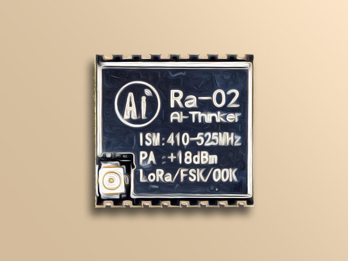 Interfacing SX1278 LoRa Module with ESP32