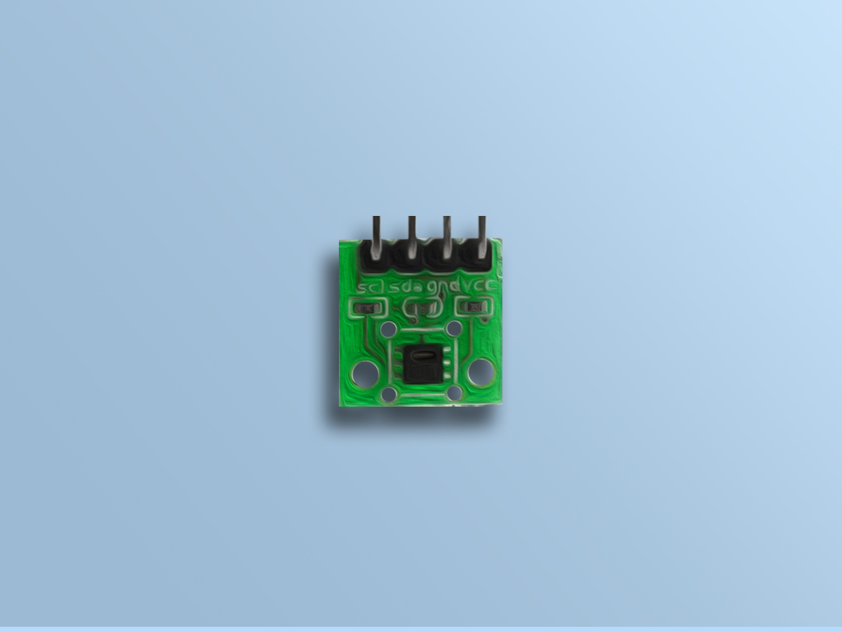 Interfacing SHT20 Temperature and Humidity Sensor with Arduino