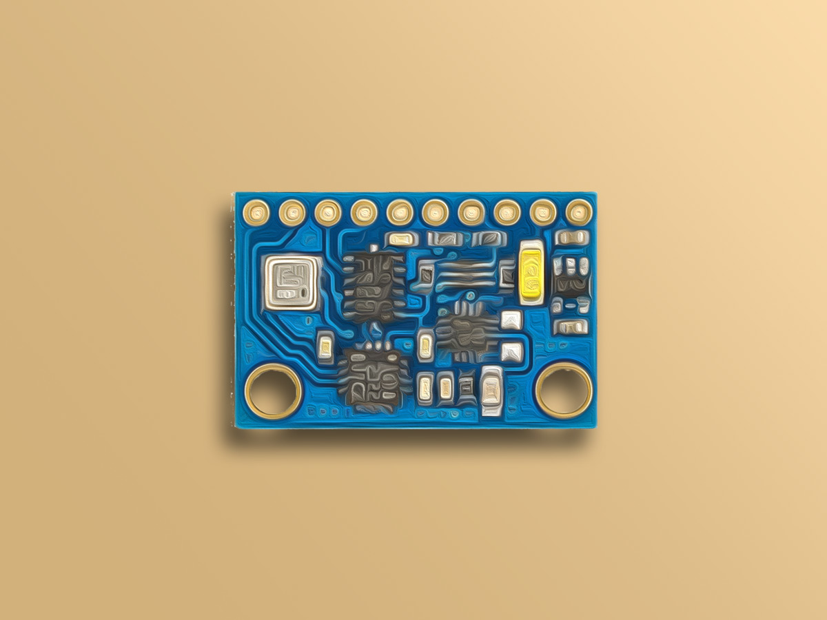 Interfacing 9-Axis GY-801 IMU Module with Arduino