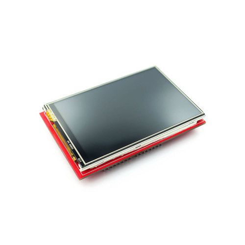 3.5 inch Full Color Touch TFT Display Module