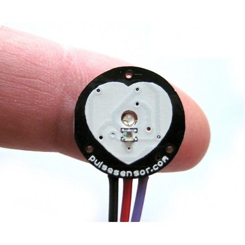 Heart Rate Pulse Sensor Module
