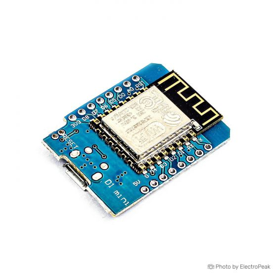 D1 Mini NodeMcu Lua ESP8266 Wi-Fi Development Board