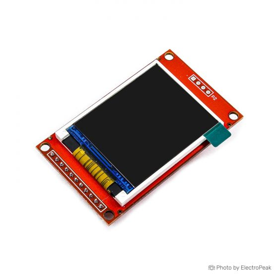 1.8 inch IPS Full Color TFT Display Module