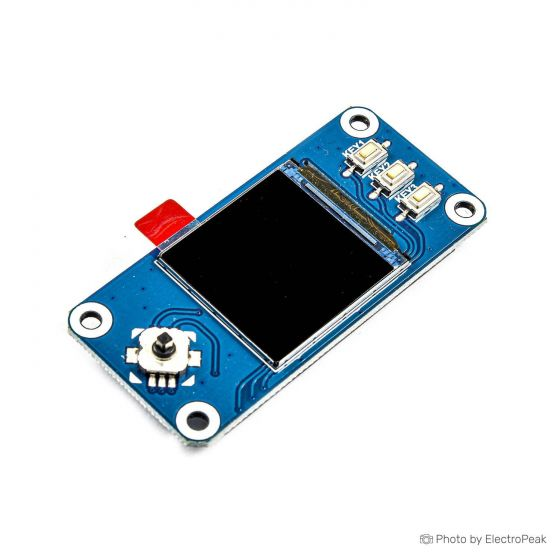 Waveshare 1.3 inch 240x240 IPS LCD Display HAT for Raspberry Pi