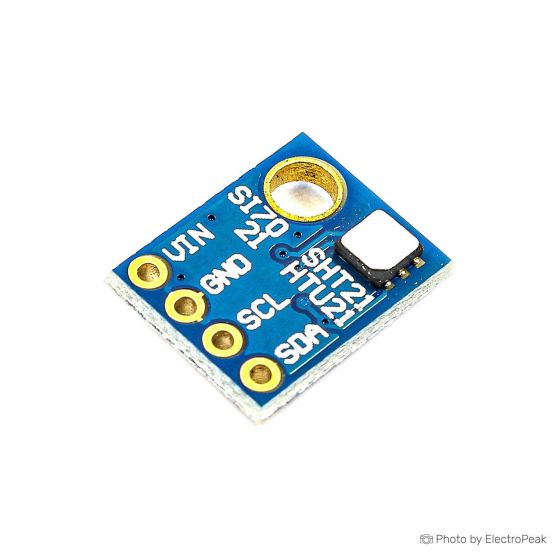 GY-21 SI7021 Temperature and Humidity Sensor Module with I2C Interface