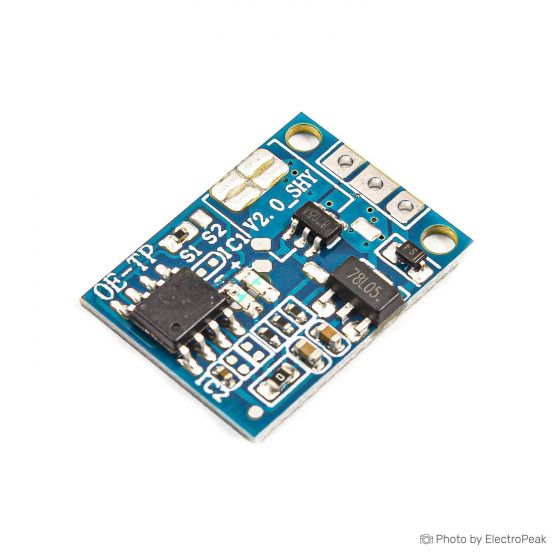 OE-TP Capacitive Touch Button Light Switch Module