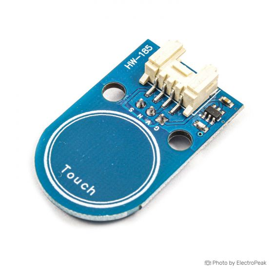 Double Sided Touch Switch Sensor Module